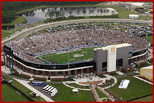 Brighthouse Stadium University of Central Florida