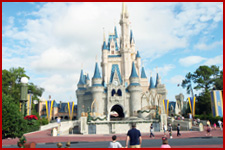 Disney Orlando Magic Kingdom