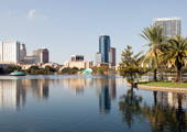 Downtown Orlando, FL